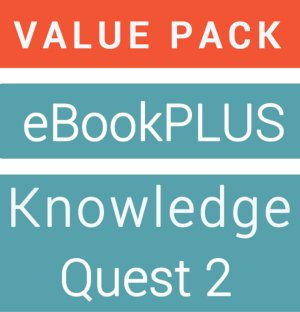 English Is ... English for the Australian Curriculum Year 8 eBookPLUS (Card) + Knowledge Quest English 2 Workbook & Game