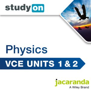 StudyOn VCE Physics Units 1 and 2 (Online Purchase)