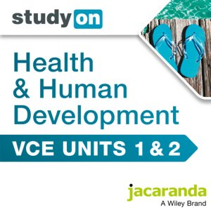 StudyOn VCE Health and Human Development Units 1 and 2 (Online Purchase)