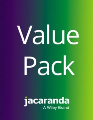 Jacaranda History Alive 8 Victorian Curriculum LearnON (Online Purchase) + Jacaranda Myworld History Atlas for the Ac (Online Purchase)