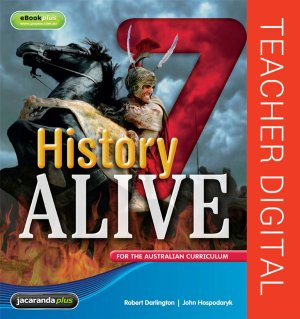 History Alive 7 for the Australian Curriculum eGuidePLUS (Online Purchase)