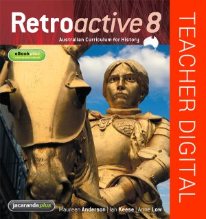 Retroactive 8 Australian Curriculum for History eGuidePLUS (Online Purchase)