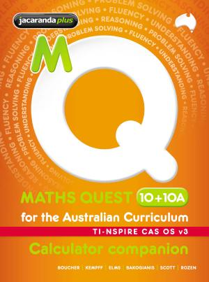 maths quest manual for the ti nspire cas calculator