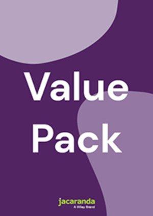 Jacaranda History Alive 7 Australian Curriculum LearnON & Print + Jacaranda World History Atlas