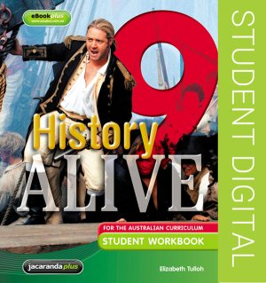 History Alive 9 for the Australian Curriculum Student Eworkbook (Online Purchase)