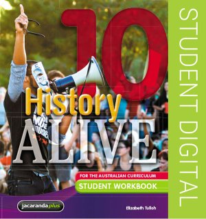 History Alive 10 for the Australian Curriculum Student Eworkbook (Online Purchase)