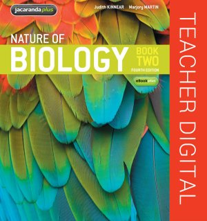 Nature of Biology Book 2 4E eGuidePLUS (Online Purchase)