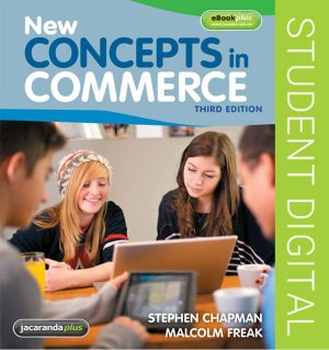 New Concepts in Commerce 3E eBookPLUS (Online Purchase)