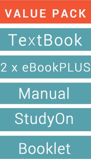 Nature of Biology Book 2 4E & eBookPLUS + Nature of Biology Book 2 4E Activity Manual & eBookPLUS + StudyOn VCE Biology U3&4 & Booklet