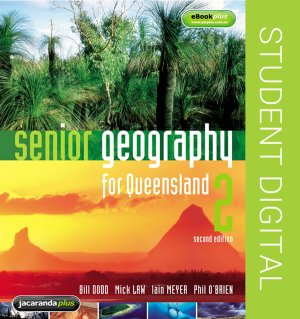 Senior Geography for Queensland Book 2 2E eBookPLUS (Online Purchase)