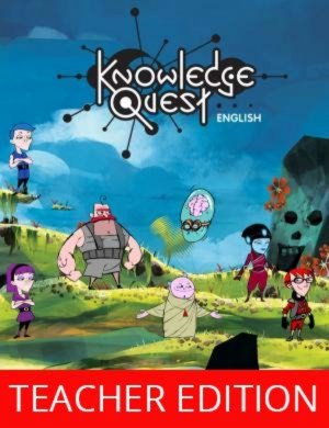 Knowledge Quest English 1 eGuidePLUS (Online Purchase)